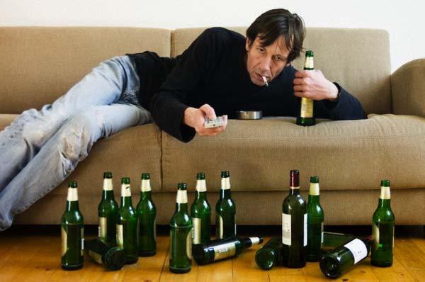 Как выйти после пьянки
